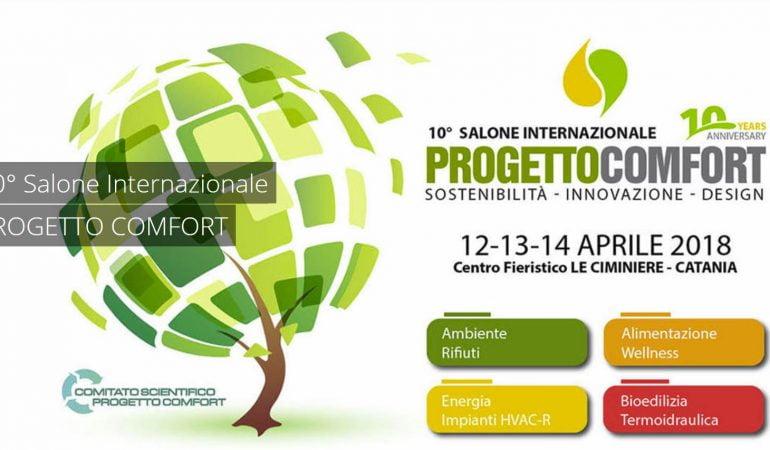 AIAT Sicilia ed ENEA a Progetto Comfort 2018 🗓 🗺